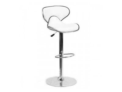 Барный стул BN 1008-3D (WY 413) Белый