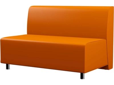 Диван Лайт Оранжевый
