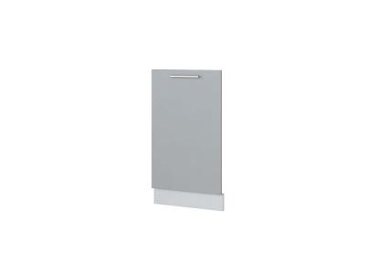 Фасад для посудомоечной машины ПМ45 Бронкс evo оксид