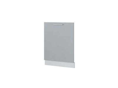 Фасад для посудомоечной машины ПМ60 Бронкс evo оксид