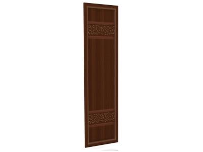 Фасад дверь распашная Александрия ЛД 625001.000 Орех