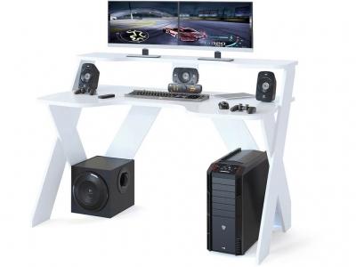 Компьютерный стол Сокол КСТ-117 Белый