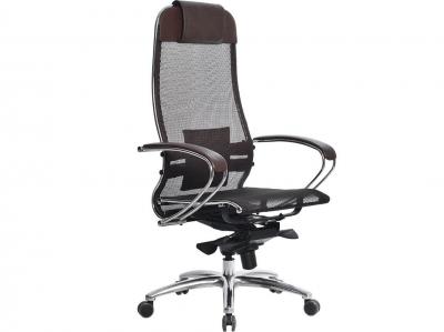 Компьютерное кресло Samurai S-1.04 темно-коричневый