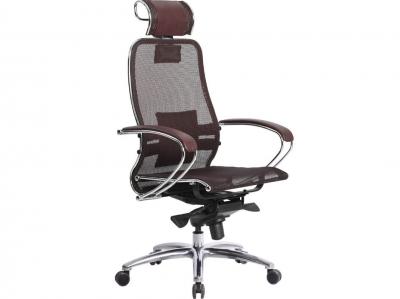 Компьютерное кресло Samurai S-2.04 темно-бордовый