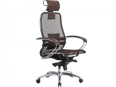 Компьютерное кресло Samurai S-2.04 темно-коричневый