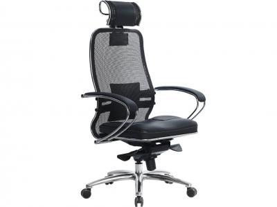 Компьютерное кресло Samurai SL-2.04 черный