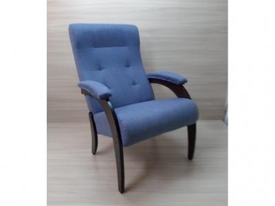 Кресло для отдыха Аверс синий