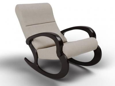 Кресло-качалка Гарда слоновая кость