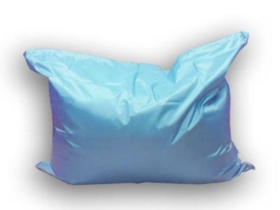 Кресло-мешок Мат мини нейлон голубой