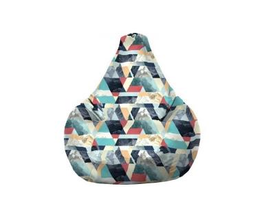 Кресло-мешок Snow Aqua 2 кат.
