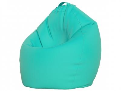 Кресло-мешок Стандарт нейлон бирюзовый