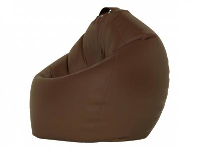 Кресло-мешок XXL нейлон коричневый