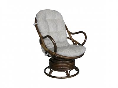 Кресло вращающееся 05/01 темно коричневый