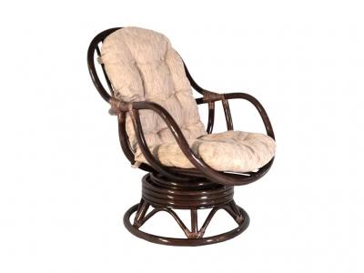 Кресло вращающееся 05/01В темно-коричневый