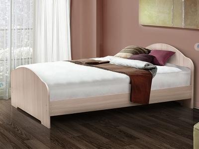 Кровать №1 усиленная швеллер Матрица
