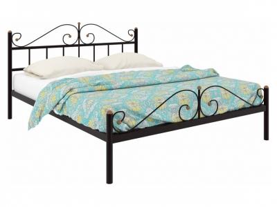 Кровать Диана Plus черная