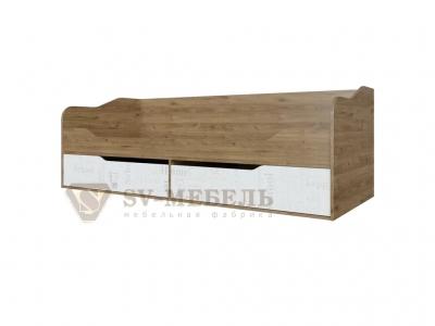 Кровать-диван с ящиками 900х2000 Гарвард 2032х700х950 мм