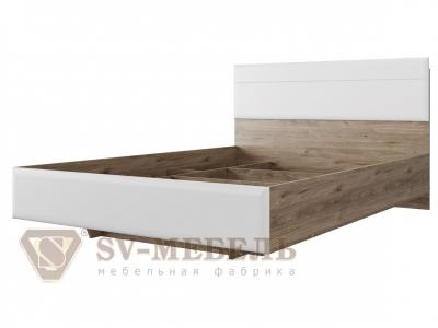 Кровать двойная универсальная Люкс Лагуна 8