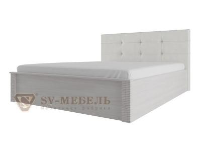 Кровать двойная универсальная мягкая 1600 Гамма 20 Сандал светлый без основания