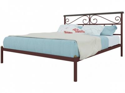 Кровать Эсмеральда коричневая