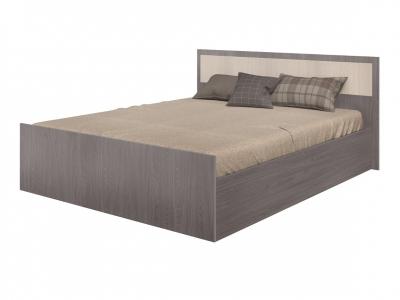 Кровать Фиеста 1400 ясень темный/ясень светлый