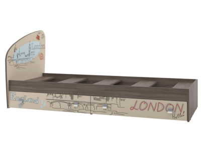 Кровать КР-19 Лондон