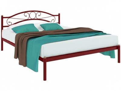 Кровать Надежда красная