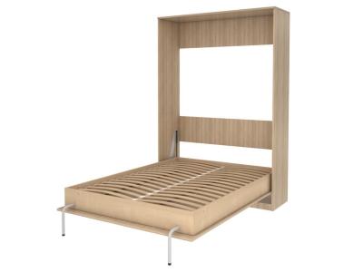 Кровать подъемная 1400 мм вертикальная артикул К01 дуб сонома