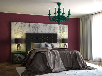 Кровать Richmond 140 черный