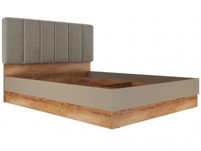 Кровать с подъемным механизмом 1800 Рамона Р 1.1.0 Дуб кельтский/Капучино
