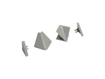 Кухни SV Комплект углов и заглушек для углового профиля
