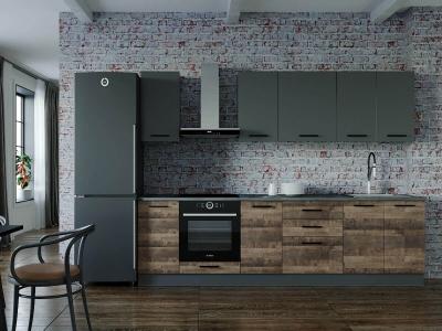 Кухонный гарнитур Гранж-2800