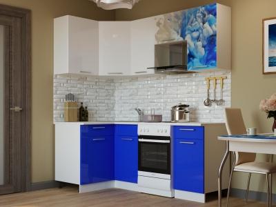Кухонный гарнитур угловой Риал К-24 1100х2000