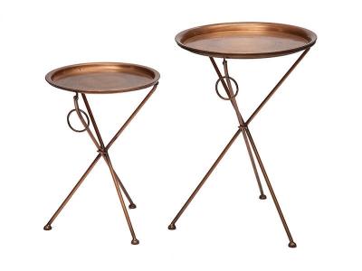 Набор из 2 складных столиков Secret De Maison Dewi (mod.m-5259 Ab)