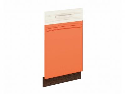 Панель для посудомоечной машины на 450 09.70 Оранж 450х820