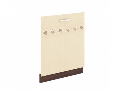 Панель для посудомоечной машины на 600 10.69 Аврора 600х820