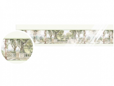 Панель стеновая высокоглянцевая СП 14 Оливия Грин 2800х610