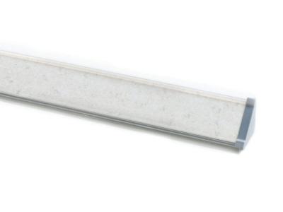 Плинтус с заглушками ПЛ 10.150 Берилл бежевый 1500