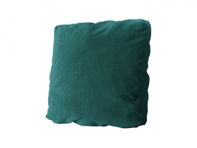 Подушка малая П1 Beauty 06 изумрудный
