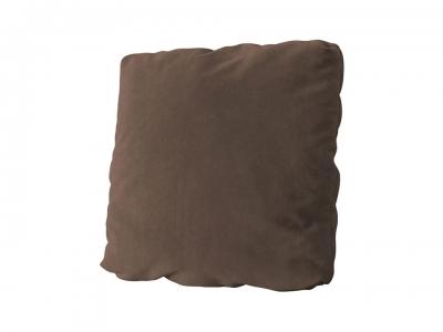 Подушка малая П1 Galaxy 04 тёмно-коричневый