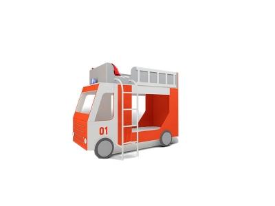 Пожарная машина ЛДСП с ящиками ДМ-К2-2-2 2292-1132-1718