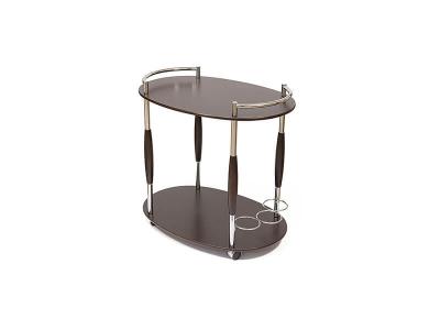Сервировочный столик Sc-5037-w Орех