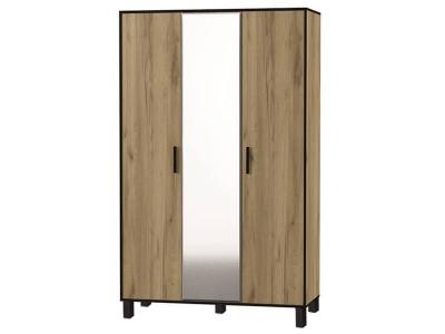 Шкаф 3 створчатый Лофт №3