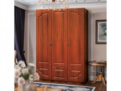 Шкаф 3-х дверный с 2-мя ящиками без зеркала Венеция 3