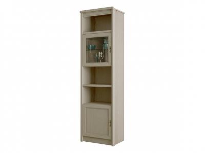 Шкаф 663 Флоренция дуб гарвард 600х2160х460