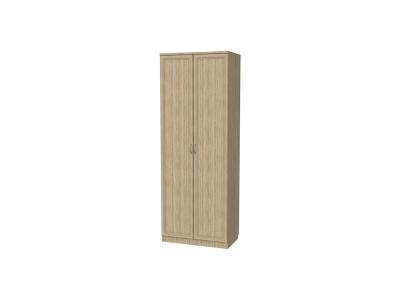 Шкаф для белья с полками артикул 102 дуб сонома