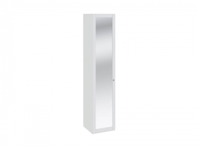 Шкаф для белья с зерк. дверью Ривьера СМ 241.21.001 Белый