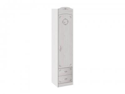 Шкаф комбинированный для белья Ариэль ТД-280.07.21 Лиственница Сибиу с рисунком