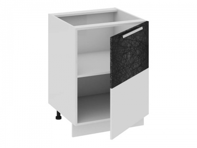 Шкаф напольный правый Н_72-60_1ДР(А) Фэнтези Лайнс