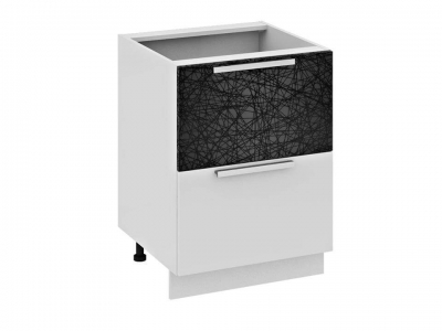 Шкаф напольный с 2 ящиками и 1 внутренним Н2я1(Т)_72-60_2Я Фэнтези Лайнс